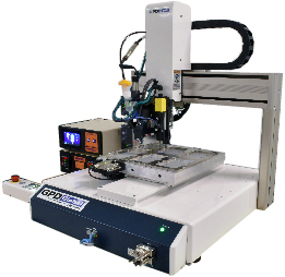 Full-featured Benchtop Dispensing Robot