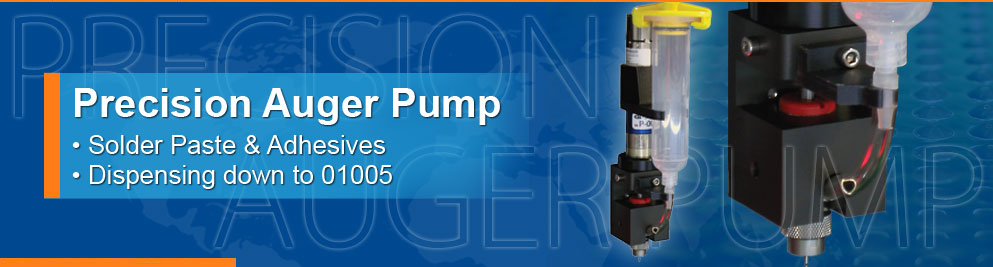 precision auger pumps